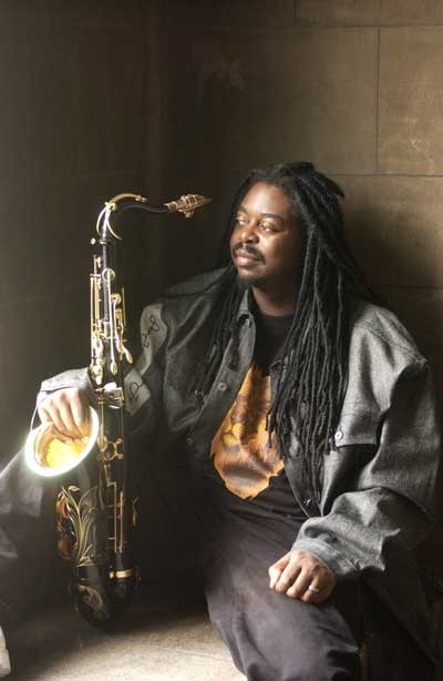 Кортни Пайн (Courtney Pine)