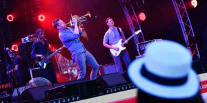 В Крыму завершился Международный джазовый фестиваль Koktebel Jazz Party